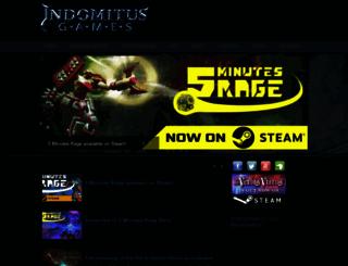 indomitusgames.com screenshot