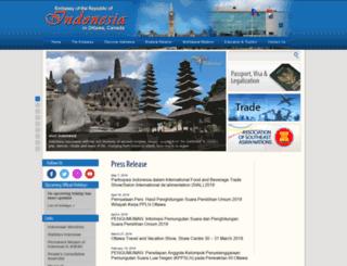indonesia-ottawa.org screenshot