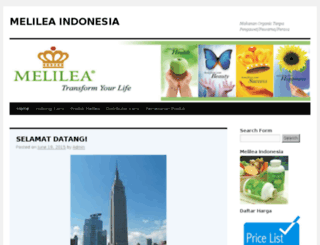 indonesia.melileagfo.com screenshot