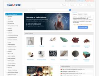 indonesia.tradeford.com screenshot