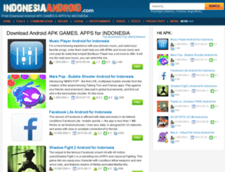 indonesiaandroid.com screenshot