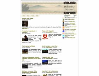 indonesiamatters.com screenshot