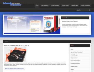 indonesiatranslator.com screenshot