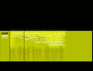 indooragency.com screenshot