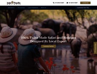 indopacificholidays.net screenshot