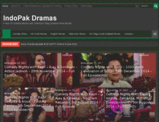 indopakdramas.com screenshot