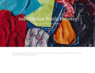 indotaichen.com screenshot