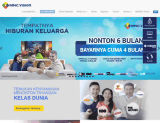 indovision.tv screenshot