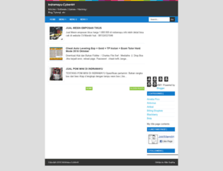 indramayucybercrew.blogspot.com screenshot