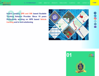 indtrack.com screenshot