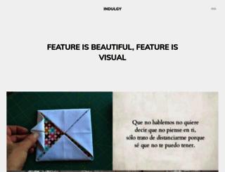 indulgy.com screenshot