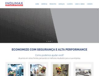 indumax.com.br screenshot