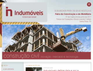 indumoveisnoroeste.com.br screenshot