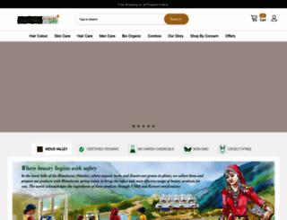 indus-valley.com screenshot