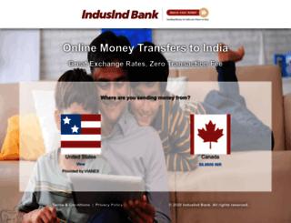 indusfastremit.com screenshot