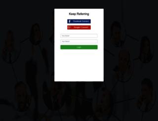 indusindbank.ref-r.com screenshot