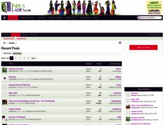 indusladies.com screenshot