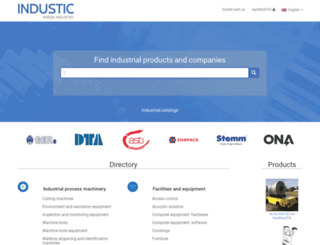 industic.com screenshot