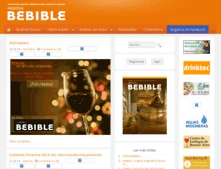 industriabebible.com screenshot