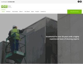 industrial-clean.co.uk screenshot