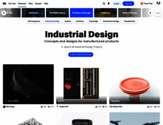 industrialdesignserved.com screenshot
