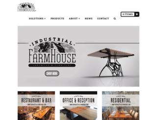 industrialfarm.wpengine.com screenshot