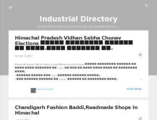 industrialhelpline.com screenshot