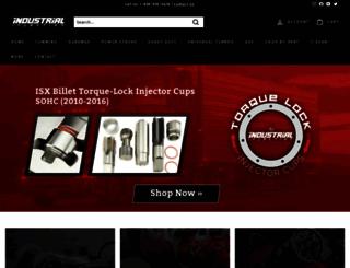 industrialinjection.com screenshot