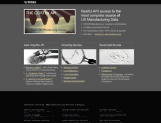 industrialinterface.com screenshot