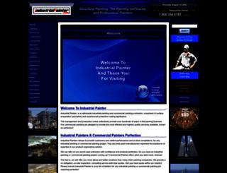 industrialpainter.com screenshot