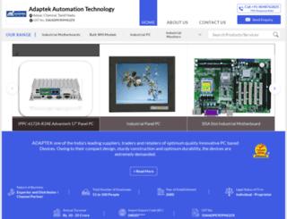 industrialpcindia.com screenshot
