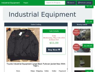 industrialreq.com screenshot