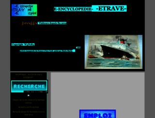 industrie-etrave.wifeo.com screenshot