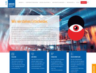industriemagazin-verlag.at screenshot