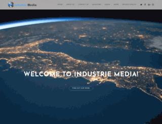industriemedia.com.au screenshot