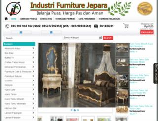 industrifurniture.com screenshot