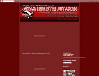 industrijutawan.blogspot.com screenshot