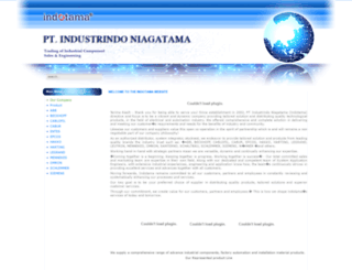 industrindo.co.id screenshot
