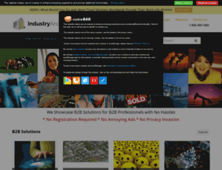 industryarchive.org screenshot