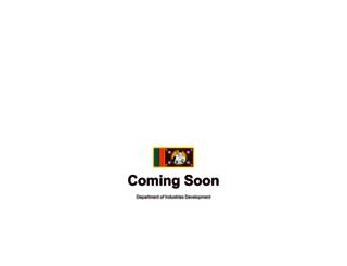 industrydept.nc.gov.lk screenshot