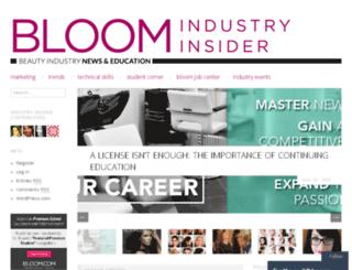 industryinsider.bloom.com screenshot