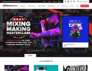 industrykits.com screenshot