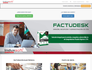 induxsoft.net screenshot