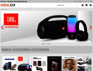 indx.ch screenshot