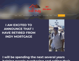 indymortgage.com screenshot
