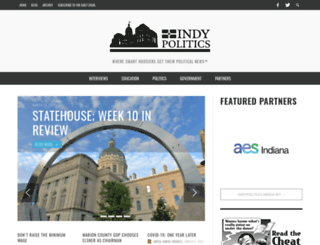 indypolitics.org screenshot