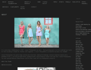 ineckephotography.wordpress.com screenshot