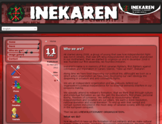 inekaren.com screenshot