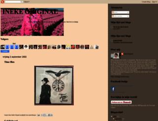 inekeoriginal.blogspot.ro screenshot