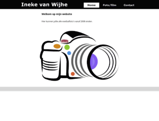 inekevanwijhe.com screenshot